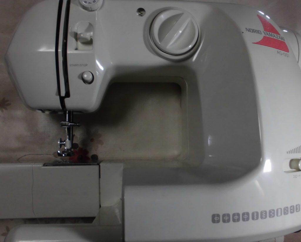 アックスヤマザキミシン修理|山崎範夫のミシン|AG-001