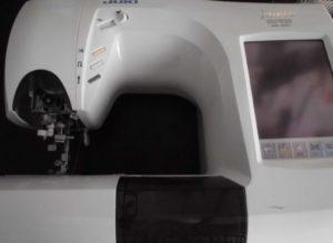 JUKIミシン修理|HZL-010N|jureve|異音がする|縫えない