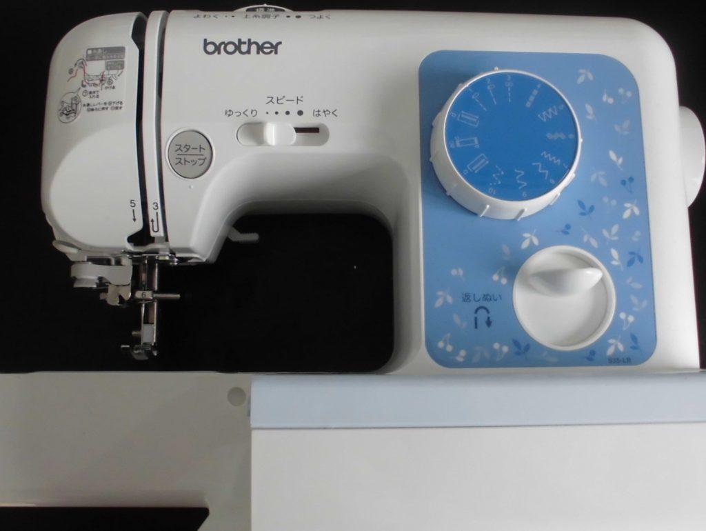 ブラザーミシン修理|ELU52シリーズ|S35-LB|縫えない