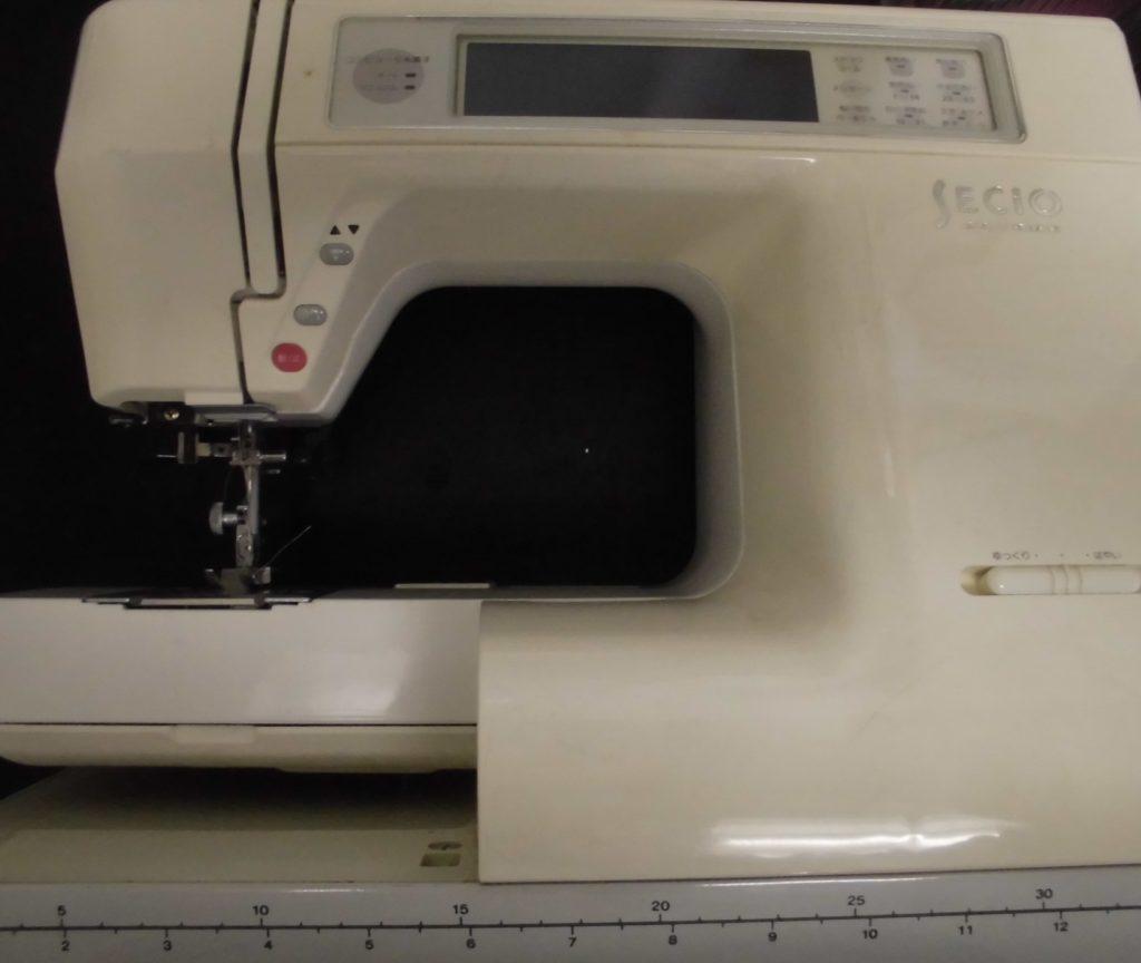 JANOME刺繍ミシン修理|セシオ8300|ステッピングモーターエラー