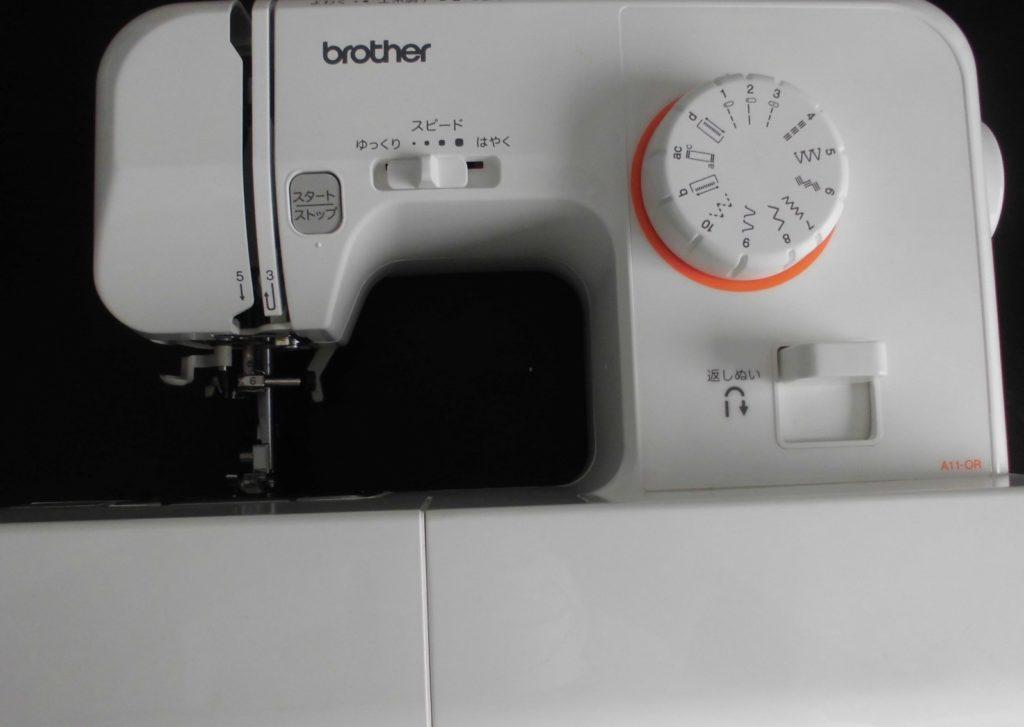 ブラザーミシン修理|A11-OR|EL115シリーズ|縫えない