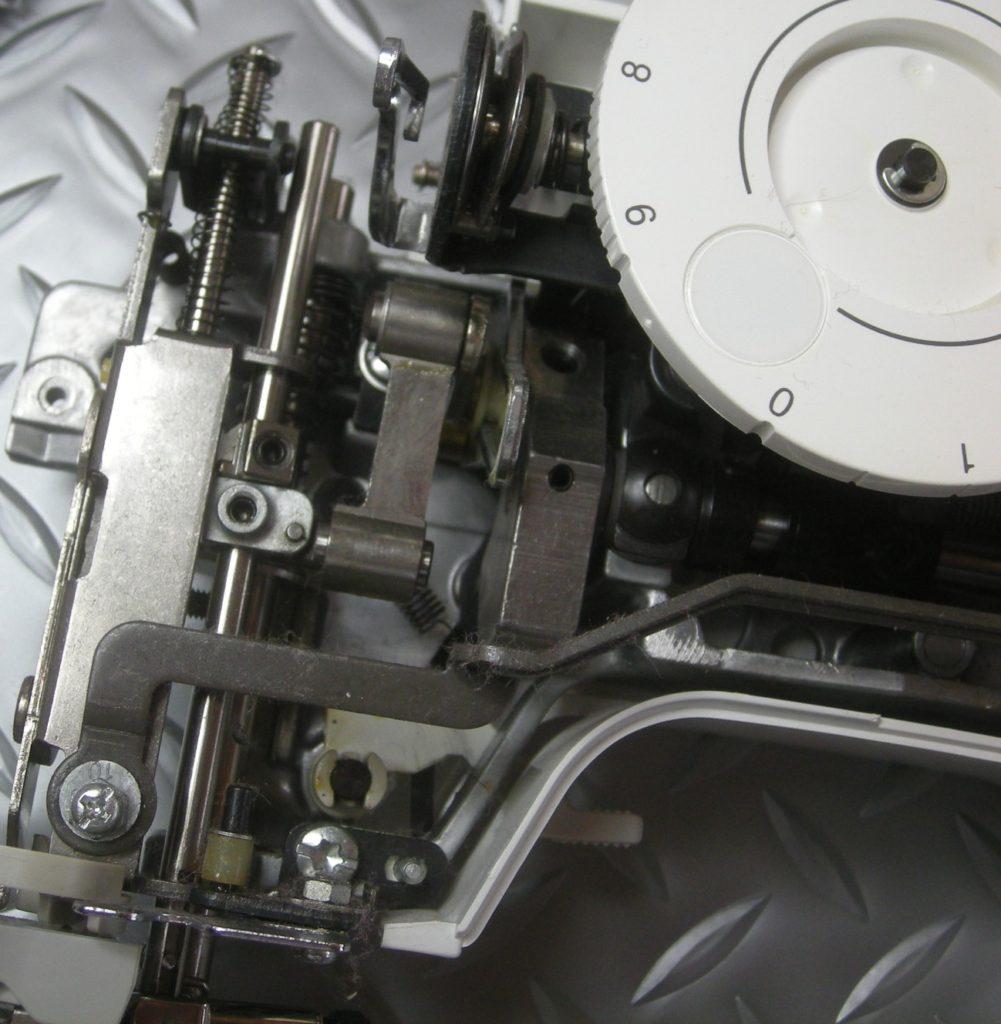ELU52の故障や不具合|縫えない、目飛びする、動かない
