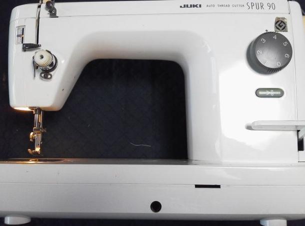 JUKIミシン修理|TL-90|SPUR90|目飛びして縫えない