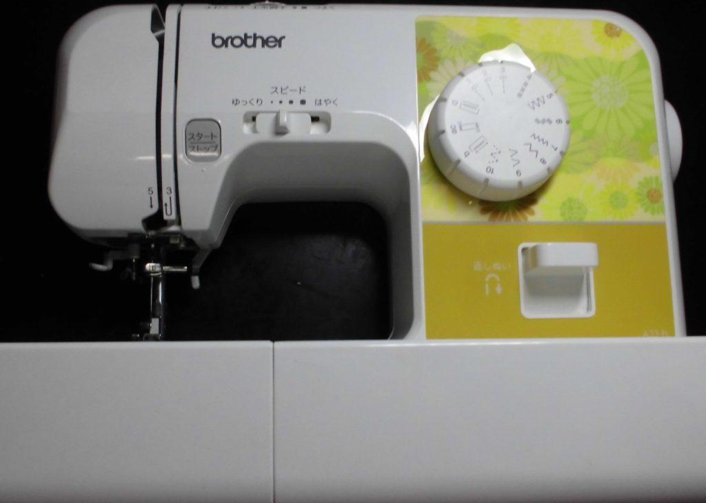 ブラザーミシン修理 EL117 A33-FL 縫えない、針棒がグラグラする、下糸を拾わない