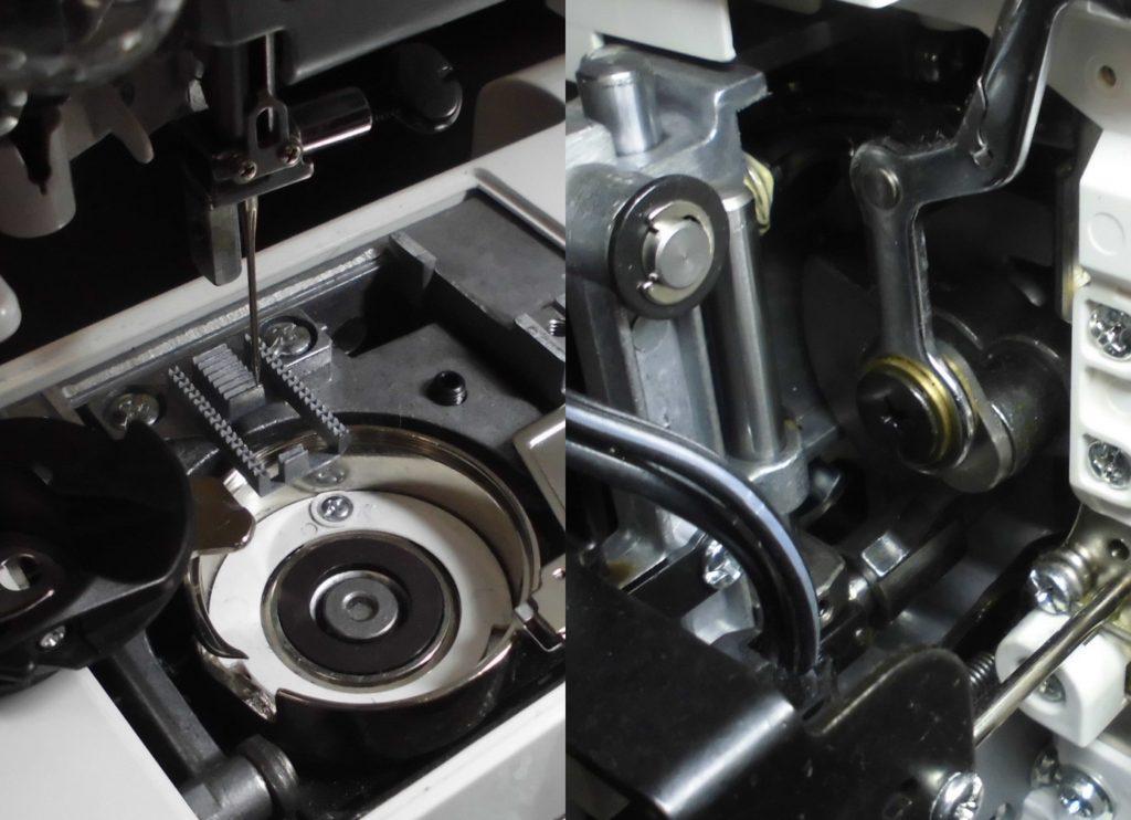 M-8080Ⅱの全体メンテナンス修理