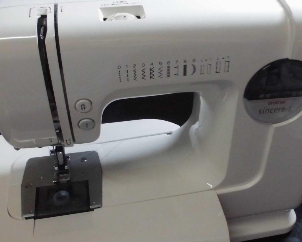 ブラザーミシン修理|SINCERE-L(ZZ3-B121)|下糸を拾わず縫えない