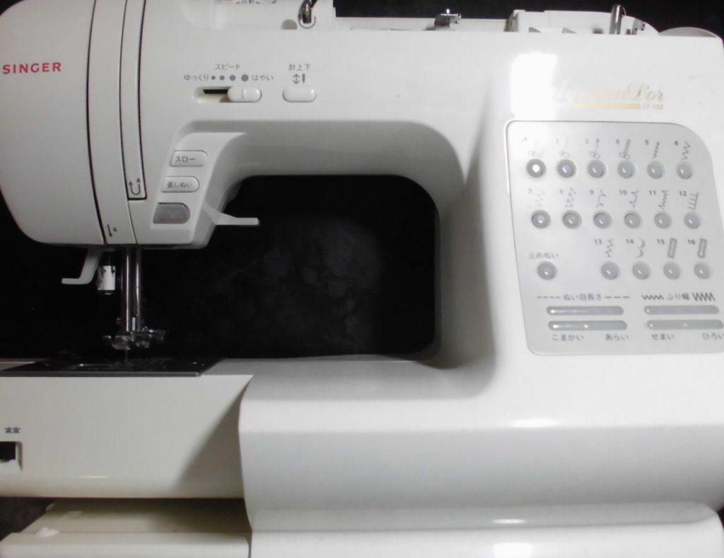SINGERミシン修理|アニュドール|SY-102|正常に動かない