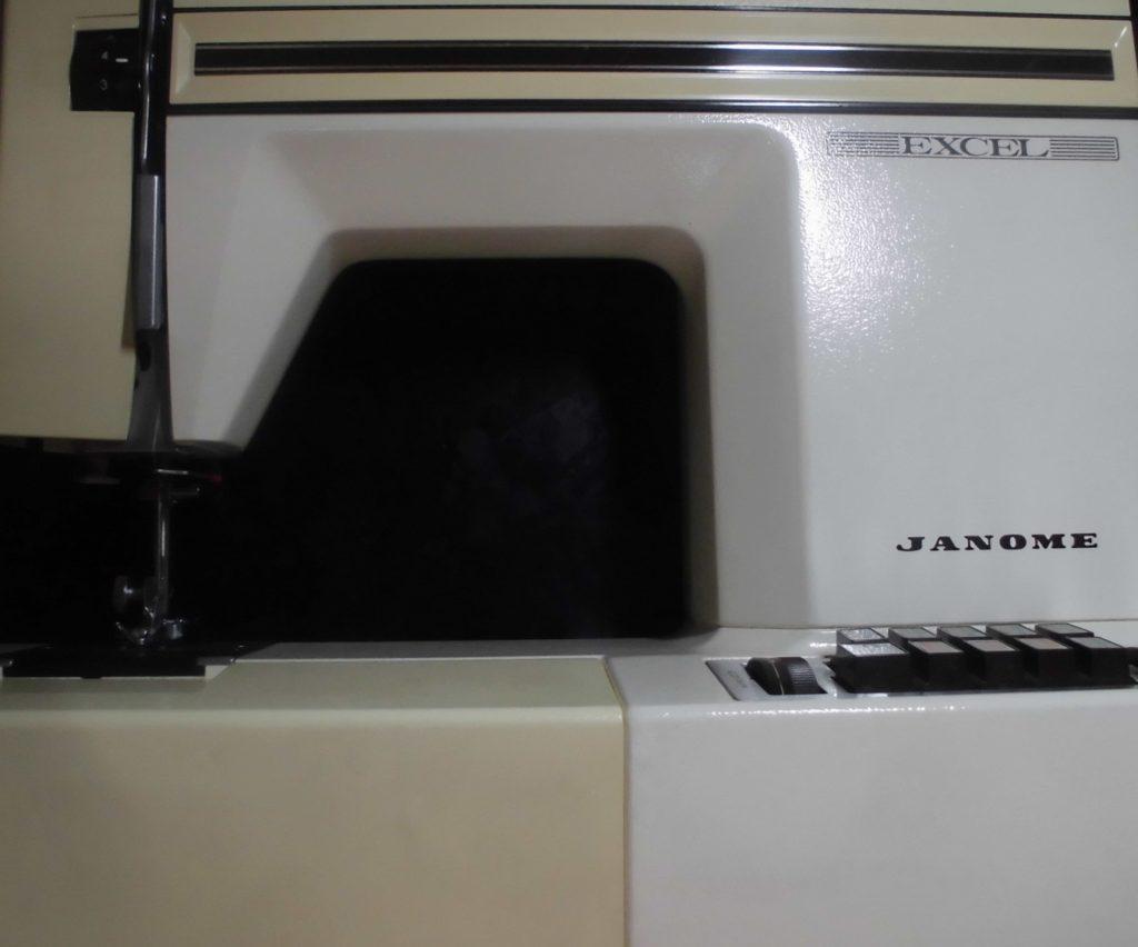 ジャノメミシン修理|エクセル|625型|糸絡み、糸調子不良など