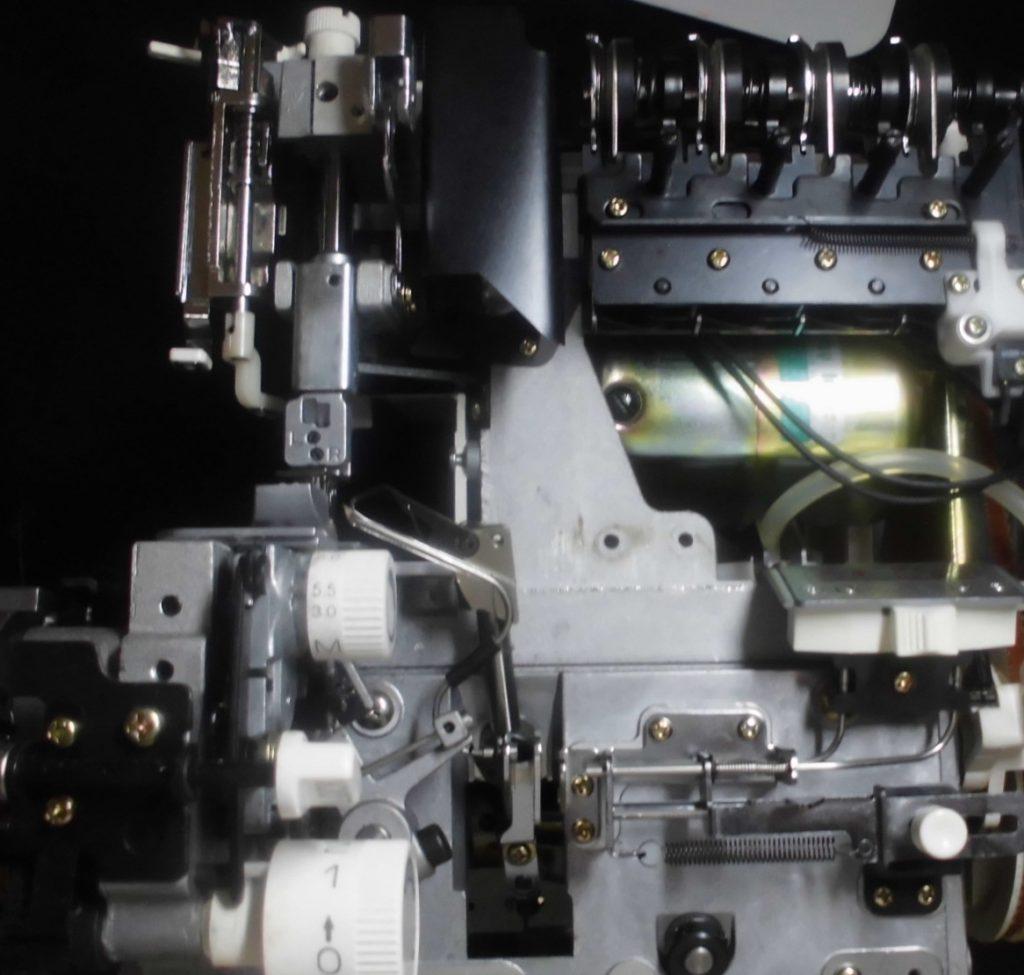 衣縫人の分解オーバーホールメンテナンス修理|babylockミシン