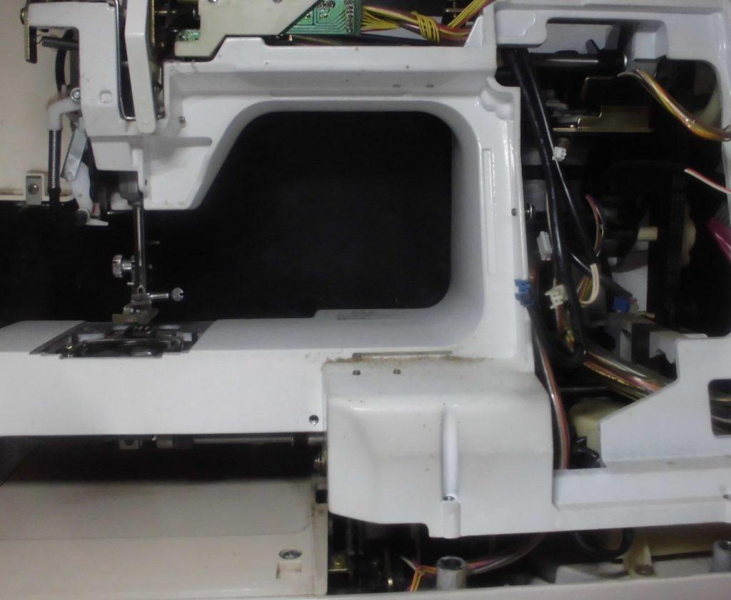 セシオ8200の分解オーバーホールメンテナンス修理|釜の傷、サビの除去、油切れ